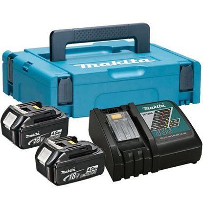 Picture of Сет од две батерии 4Ах и полнач.