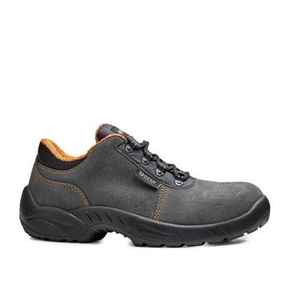 Слика на Ѕ1Р Заштитни  обувки велур ниски кафени /43