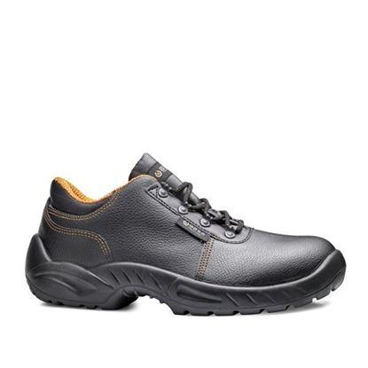 Слика на С1 С3 Заштитни обувки велур ниски црни /44