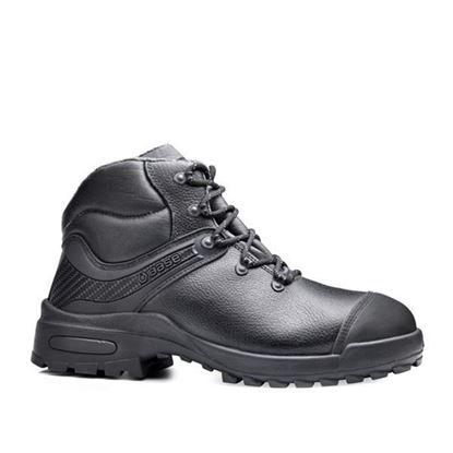 Слика на Ѕ3 Заштитни кожни обувки високи црни /41