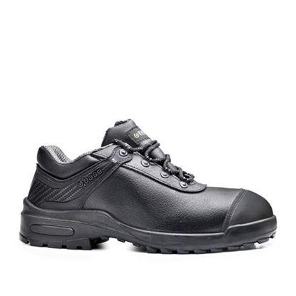 Слика на Ѕ1Р Заштитни кожни обувки ниски црни /42